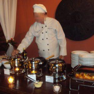 Serviço de Buffet para festa RJ